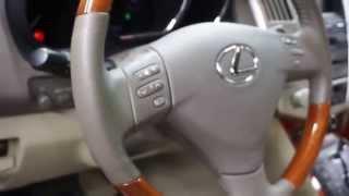 видео Lexus RX 350 Pebble Beach, 2009