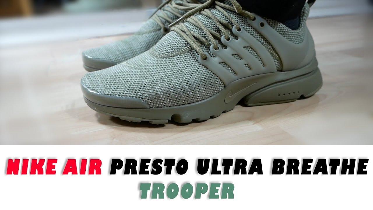 nike presto ultra breathe troopers