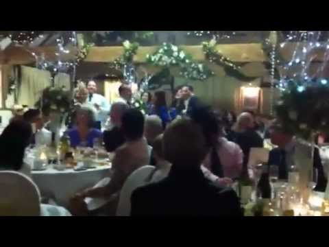 The Best Wedding Song & Dance Twelve Days of Christmas