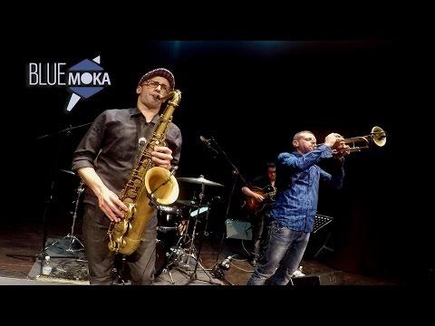 "Blue Moka & Fabrizio Bosso  - ""Work Song"""