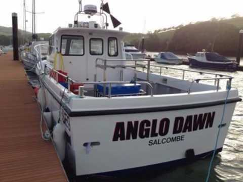 Ep  30 Chris Roberts, Anglo Dawn Skipper, Salcombe