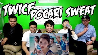 Download Video TWICE - POCARI SWEAT REACTION (FUNNY FANBOYS) MP3 3GP MP4