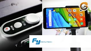 Feiyu Tech Vimble 2 Review: Smartphone im Gimbal im Check - Gimbal Test Deutsch | China-Gadgets