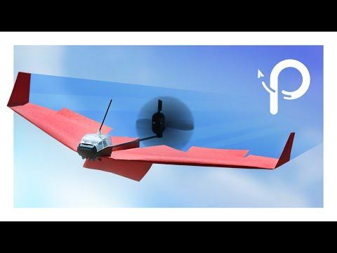 Cómo convertir un avioncito de papel en un avión de combate...
