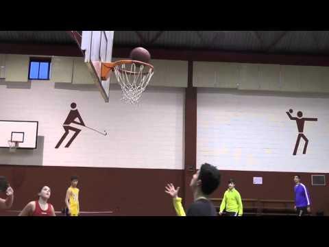 Escuela Municipal de Deportes. Baloncesto. 12.04.16