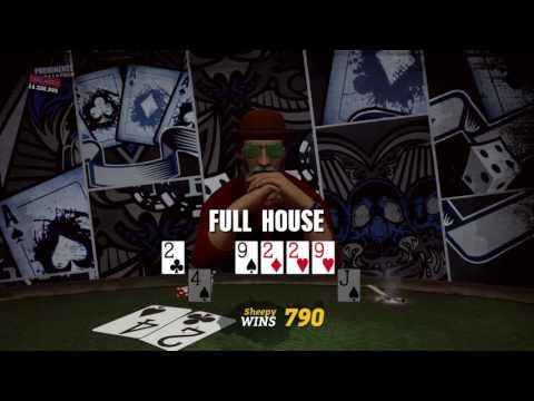 Prominence Poker  - Poker Knights /w Friends #2