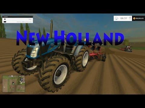 Farming Simulator 2015 New Holland Garden Edition V3