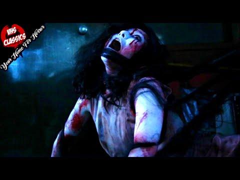Sadako vs Kayako Fight Scene - 貞子対カヤコ