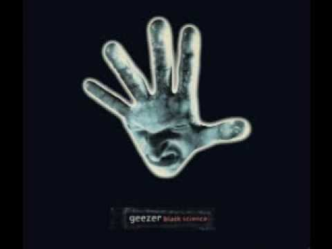 Geezer Butler Gzr - Mysterons (Black Science 3/13) Original