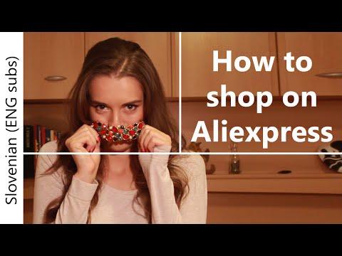 How to Shop on Aliexpress | Nakupovanje na Aliexpressu [ENG subs] | Tjaša Deu