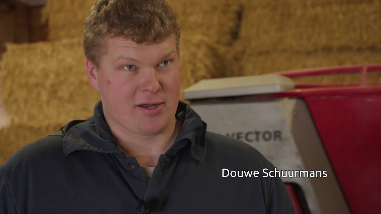 Lely Vector testimonial Douwe Schuurmans (Canada)