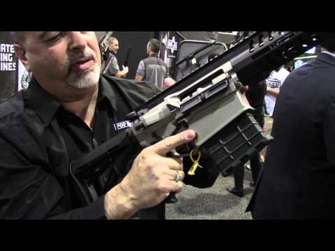 POF's New P300 Win Mag - 2016 SHOT Show
