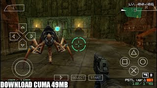 Cara Download Game Coded Arms PPSSPP Android