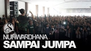 Nufi Wardhana - Sampai Jumpa (live cover version)