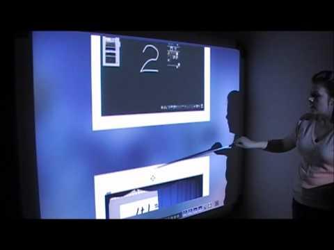 The Wiimote Whiteboard- iWiiBoard 5
