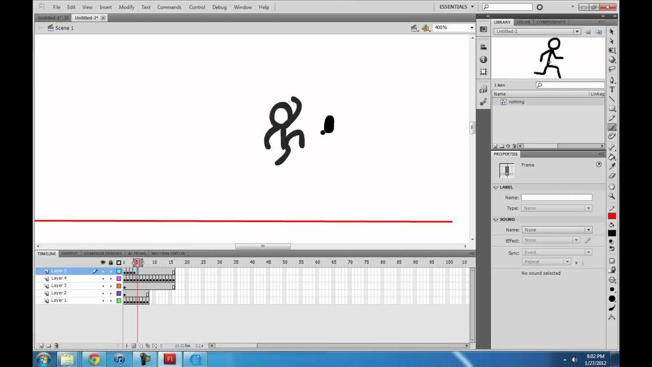 alan becker stick figure animation 2 youtube