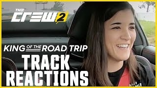 The Crew 2: LIVESTREAM - King of the Road Trip - AnneMunition Track Reaction | Ubisoft [NA]