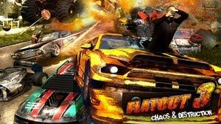 FlatOut 3: Chaos & Destruction Gameplay [ PC HD ]