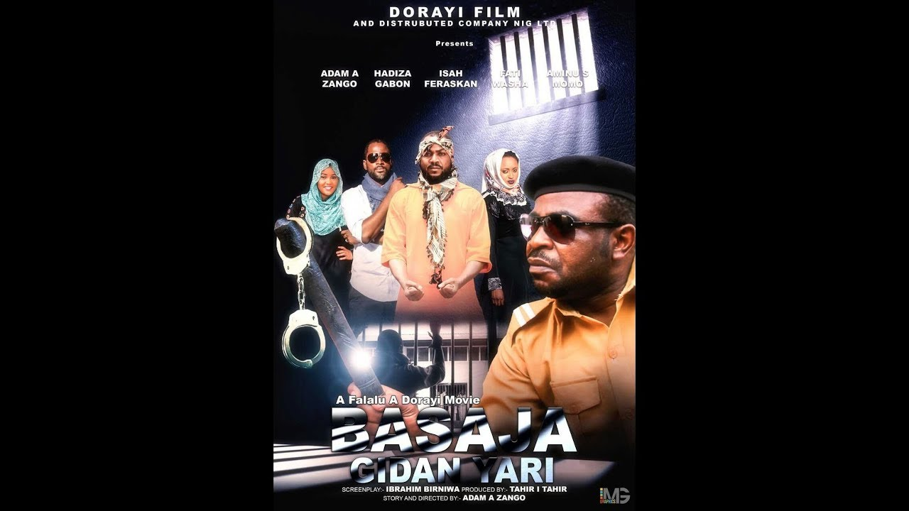 Download BASAJA GIDAN YARI  Part 2 (Hausa Films 2018) (Hausa Movies) (Full HD, English Subtitle) Adam A Zango