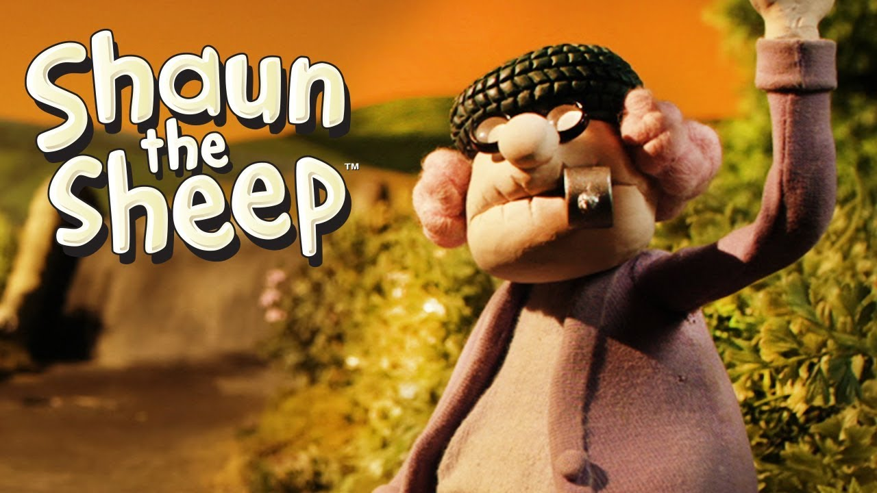 The Stand Off - Shaun the Sheep