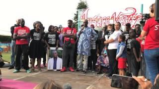 Journée d'hommage à Adama Traoré (22/07/17)  - La famille Traoré