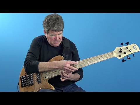Advanced Bass: Creative Chordal Connections
