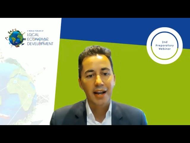 EN - 2nd Preparatory Webinar for the V World Forum Of Local Economic Development