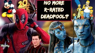Disney Officially Acquires Fox Studios - So No More R-rated Deadpool & X-Men