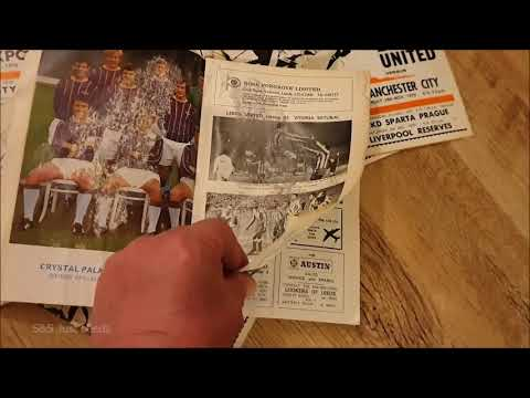 Leeds United Movie Archive Leeds V Crystal Palace 1970-71 Goal Footage