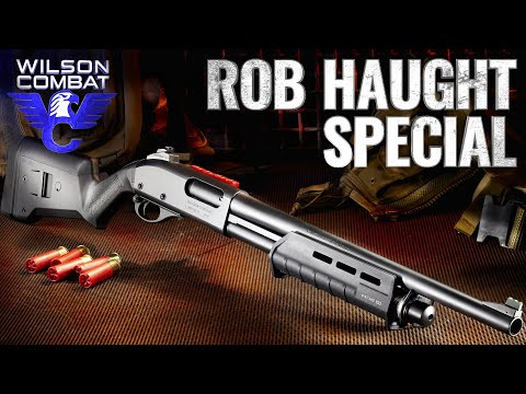 Wilson Combat's Rob Haught Special Shotgun