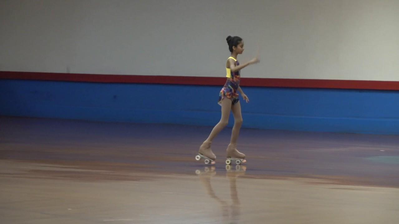 Roller skating kendall - Shely Dash 2017 Practice Kendall Park Nj
