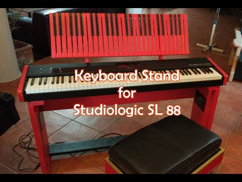 Diy Keyboard Stand