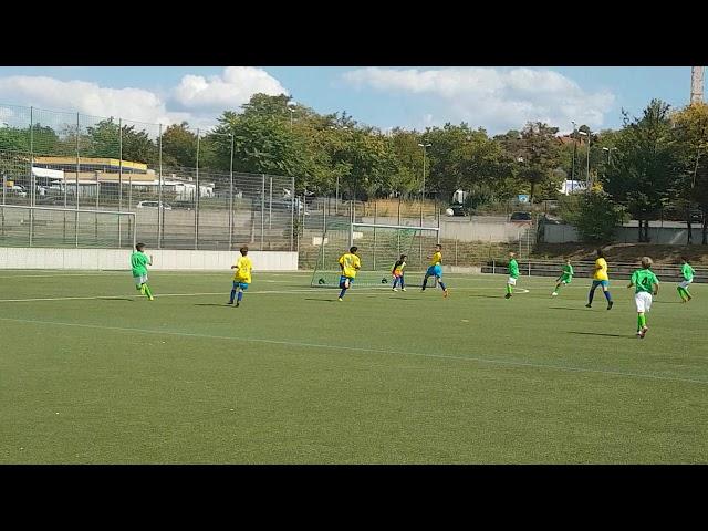 SV Wiesbaden Gegen SV Niedernhausen D1