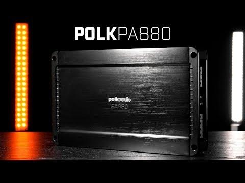 Polk Audio PA880 Monoblock Amplifier - YouTubeYouTube
