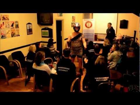 Maidenhead Rotaract - Harlem Shake