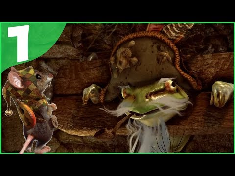 Ghost of a Tale - Pirates We Are! - PART 1 - Ghost of a Tale Gameplay/Playthrough/Walkthrough - 동영상