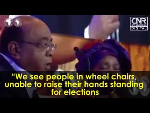 Mo Ibrahim slams 'aged African leaders'