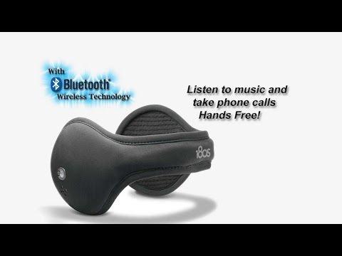 180s bluetooth ear warmers manual