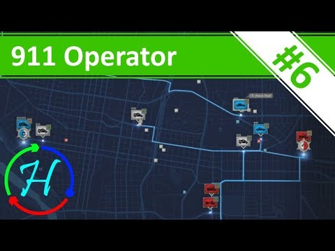 To Albuquerque and *THAT* Call! - Ep.6 - 911 Operator - Campaign - 911 Operator Gameplay