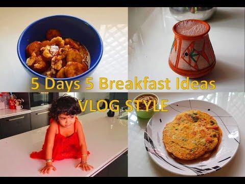 5-breakfast-ideas---avocado-egg-toast,-ragi-kanji,-tomato-basil-chutney,-besan-cheela,-banana-oats