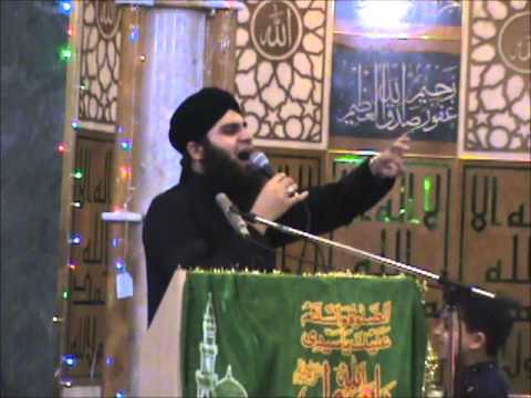 Hafiz Ahmed Raza Qadri at Peterborough Mehfil-e-Naat 2014 (OFFICIAL)