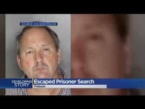 Search Is On For Inmate Who Walked Away From Folsom State Prison