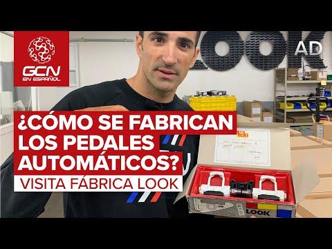 ¿Cómo Se Fabrican Los Pedales Automáticos? | Visita Fábrica LOOK Cycle