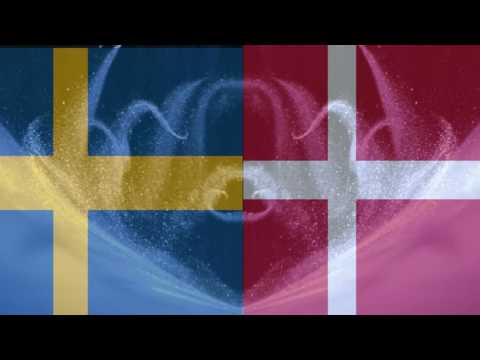 Let It Go: Swedish- Left Danish- Right (Use Headphone for a best experience)