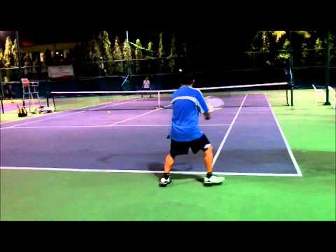 How to Hit Your Forehand Harder Accelerate the Shoulder