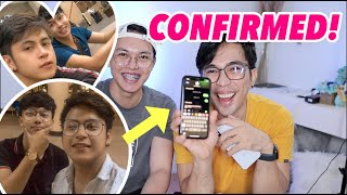 WHAT'S ON MY PHONE CHALLENGE (NABISTO SI GLESTER CAPUNO AT JASPER AMORIN)