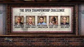 The Dan Patrick Show British Open Fantasy Draft w/CBS Sports' Amanda Balionis | 7/18/18