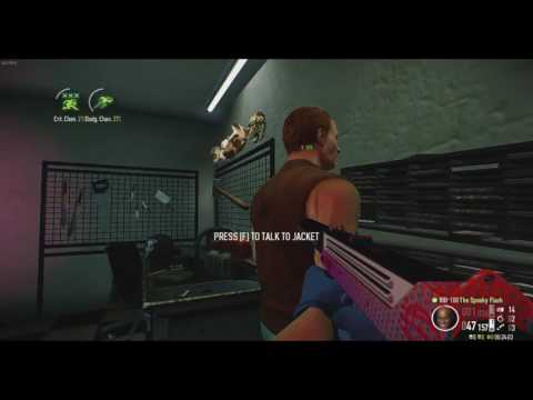 PAYDAY 2 - Jacket's secret love discovered
