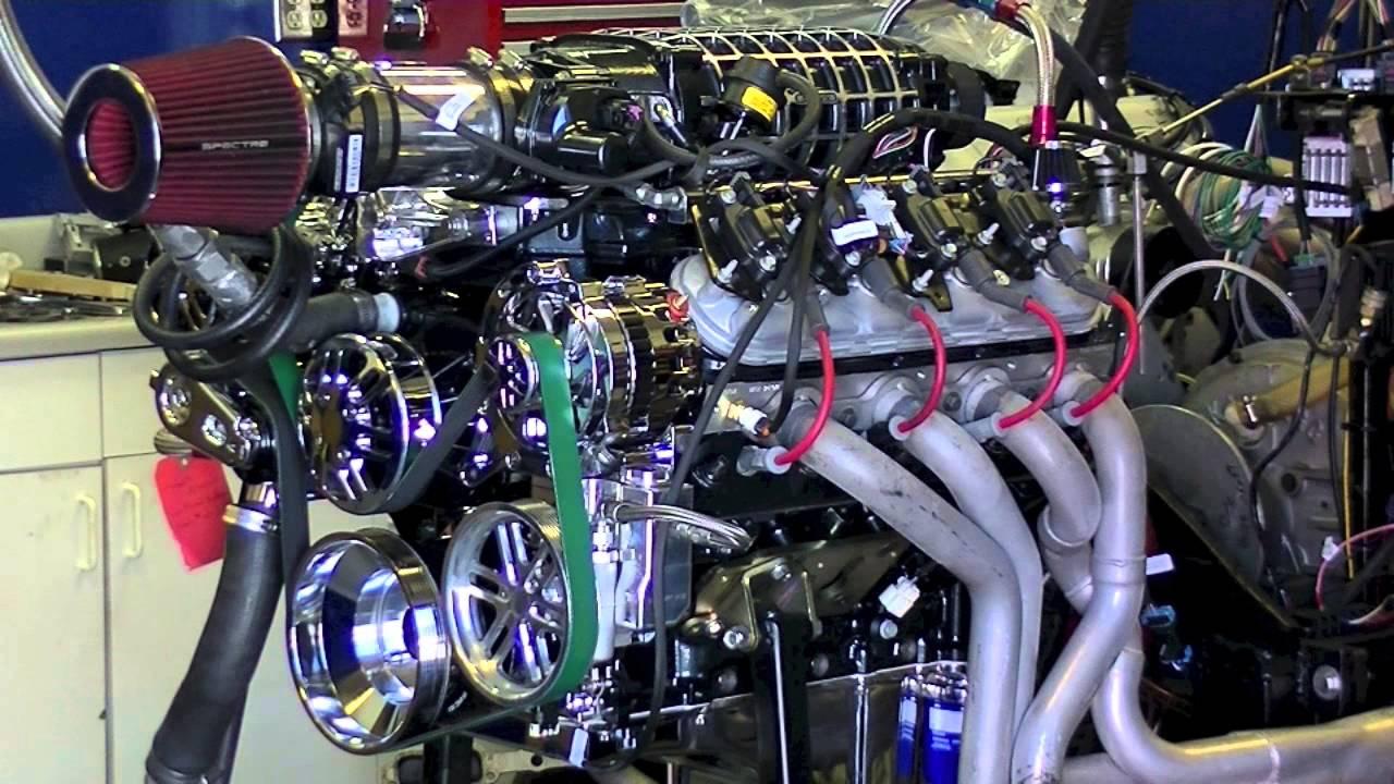 Lsx 427 magnuson supercharger 939hp youtube malvernweather Images