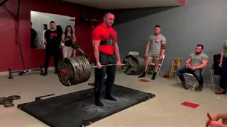 Muscle Inc Charity Push Pull Powerlifting Event